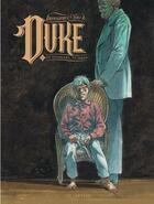 Couverture du livre « Duke T.5 ; un pistolero, tu seras » de Hermann et Yves H. aux éditions Lombard