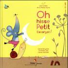 Couverture du livre « Oh hisse, petit escargot ! - edition 2018 » de Cecile Bergame aux éditions Didier Jeunesse