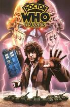 Couverture du livre « Doctor Who classics t.1 » de John Wagner et Pat Mills et Dave Gibbons aux éditions French Eyes