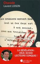 Couverture du livre « Charade » de Laurent Loison aux éditions Nouvelles Plumes