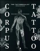 Couverture du livre « Corpus tattoo » de Nicolas Brulez et Mylene Ebrard aux éditions Tana