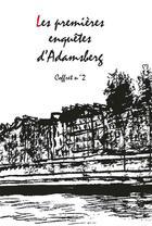 Couverture du livre « Les premières enquêtes d'Adamsberg » de Fred Vargas aux éditions Viviane Hamy