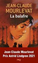 Couverture du livre « La balafre » de Jean-Claude Mourlevat aux éditions Pocket Jeunesse
