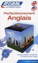 Couverture du livre « Perfectionnement anglais » de Anthony Bulger aux éditions Assimil