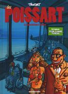 Couverture du livre « Les poissart t.4 ; le sanatorium s'amuse » de Didier Tronchet aux éditions Drugstore