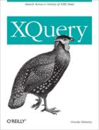 Couverture du livre « XQuery » de Priscilla Walmsley aux éditions O'reilly Media