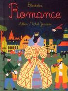 Couverture du livre « Romance » de Blexbolex aux éditions Albin Michel Jeunesse