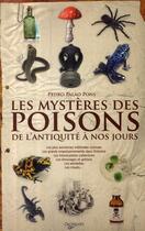 Couverture du livre « Les mystères des poissons » de Pons Pedro Paolo aux éditions De Vecchi