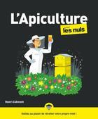 Couverture du livre « L'apiculture pour les nuls » de Henri Clement aux éditions First