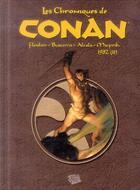 Couverture du livre « Les chroniques de Conan T.14 ; 1982 t.2 » de Michael Fleisher et Alfredo Alcala et Val Mayerik et John Buscema aux éditions Panini