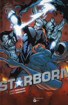 Couverture du livre « Starborn t.1 » de Chris Roberson et Randolph Khary aux éditions Paquet