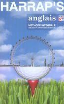 Couverture du livre « Harrap's anglais ; méthode intégrale » de Collectif aux éditions Harrap's