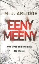 Couverture du livre « Eeny meeny » de M. J. Arlidge aux éditions Adult Pbs