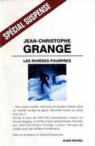 Couverture du livre « Les rivieres pourpres » de Grange J-C. aux éditions Albin Michel