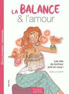 Couverture du livre « La balance & l'amour » de Isabelle Hubert aux éditions De Saxe