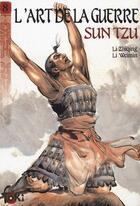 Couverture du livre « L'Art De La Guerre T.8 » de Zhiqing Li et Weimin aux éditions Editions Du Temps