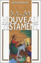 Couverture du livre « Nouveau testament » de Gerard Chauvin aux éditions Pardes