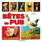 Couverture du livre « Bêtes de pub » de Francois Bertin et Claude Weill aux éditions Ouest France
