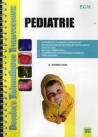 Couverture du livre « Pédiatrie » de D Grosset-Janin aux éditions Vernazobres Grego