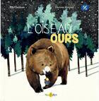 Couverture du livre « L'oiseau-ours » de Ella Coalman et Floriane Roussel aux éditions Recrealire