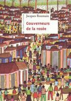 Couverture du livre « Gouverneurs de la rosée » de Jacques Roumain aux éditions Le Temps Des Cerises