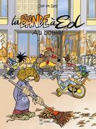 Couverture du livre « La bande à Ed T.4 ; au boulot » de Geg et Jak aux éditions Grrr...art