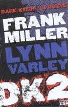 Couverture du livre « Coffret Dark Knight La Releve T.1 A T.3 » de Lynn Varley et Frank Miller aux éditions Usa
