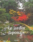 Couverture du livre « Ms-le jardin japonais » de Gunter Nitschke aux éditions Taschen