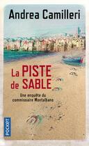 Couverture du livre « La piste de sable » de Andrea Camilleri aux éditions Pocket
