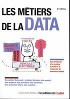 Couverture du livre « Les métiers de la data » de Camille Regache aux éditions L'etudiant