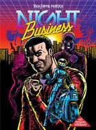 Couverture du livre « Night business » de Benjamin Marra aux éditions Requins Marteaux