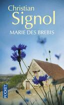 Couverture du livre « Marie des brebis » de Christian Signol aux éditions Pocket