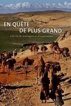 Couverture du livre « Étoiles et montagnes ; une vie en quête de plus grand » de Jean Bourgeois aux éditions Nevicata