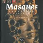 Couverture du livre « Masques, Esprits D'Afrique » de Thomas Renaut et Marie-Aude Priez aux éditions Asa