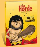 Couverture du livre « La horde best of ; best à massue! » de Michel Sanz et Nico aux éditions Idees Plus