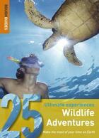 Couverture du livre « Wildlife aventures » de Collectif aux éditions Penguin Guide