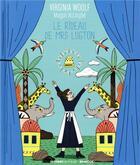 Couverture du livre « Le rideau de Mrs Lugton » de Virginia Woolf et Magali Attiogbe aux éditions Seghers