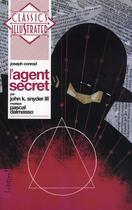 Couverture du livre « Agent secret (l') livre + cd » de Conrad Snyder Iii aux éditions Editions !