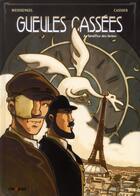 Couverture du livre « Gueules cassées t.1 » de Weissengel et Emmanuel Cassier aux éditions Cleopas