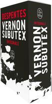 Couverture du livre « Coffret Vernon Subutex » de Virginie Despentes aux éditions Lgf