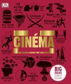 Couverture du livre « Le cinéma » de Collectif aux éditions Dorling Kindersley