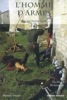 Couverture du livre « L'homme d'armes au moyen âge » de Renaudin Florent aux éditions Errance