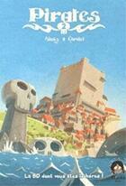 Couverture du livre « Pirates T.2 » de Shuky et Gorobei aux éditions Makaka
