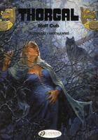 Couverture du livre « Thorgal T.8 ; wolf cub » de Jean Van Hamme et Grzegorz Rosinski aux éditions Cinebook