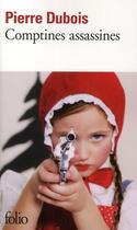 Couverture du livre « Comptines assassines » de Pierre Dubois aux éditions Gallimard
