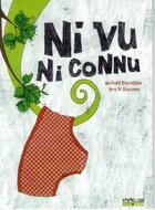 Couverture du livre « Ni vu, ni connu » de Michael Escoffier et Kris Di Giacomo aux éditions Frimousse