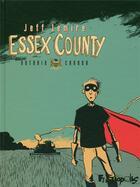 Couverture du livre « Essex county » de Jeff Lemire aux éditions Futuropolis