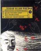 Couverture du livre « Denis Lavant Histoires Extraordinaires » de Denis Lavant aux éditions Naive