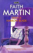 Couverture du livre « With a Narrow Blade » de Martin Faith aux éditions Hale Robert Digital