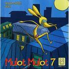 Couverture du livre « Mulot Mulot 7 » de Ceka+Quere-A aux éditions Carabas